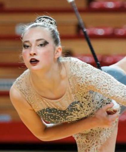 Chiara Pagani si conferma medaglia d'argento junior nella seconda prova in serie A