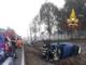Madre e figlia morte nell'incidente a Cavaglietto