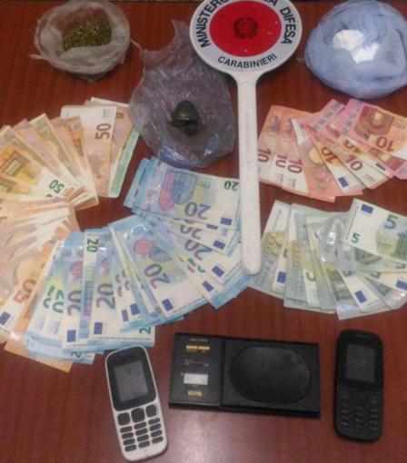 Carpignano Sesia, un arresto dei Carabinieri di Fara Novarese per spaccio