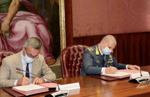 Guardia di Finanza e Gse rinnovano la storica collaborazione