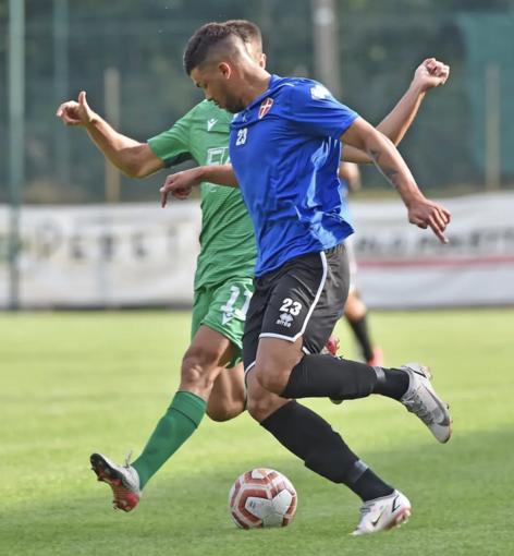 Coppa, il Novara batte 2 a 0 il Gozzano e passa il turno