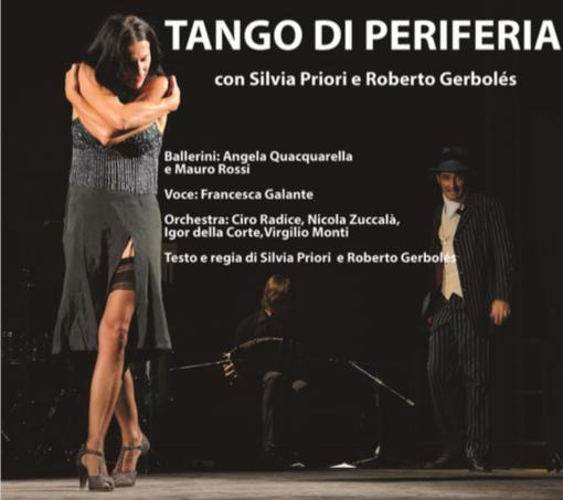"""Arona, domani """"Tango di periferia"""""""