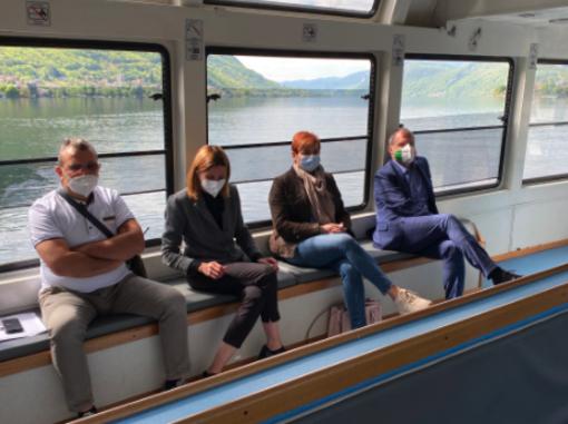 Un'iniziativa per far scoprire il lago d'Orta ad omegnesi e turisti