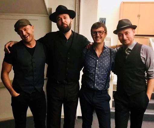 Amenoblues Riparte il 21 giugno con 'The Goosebumps Bros'