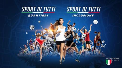 Associazioni sportive, 'Sport di tutti': pubblicati gli avvisi su inclusione e quartieri