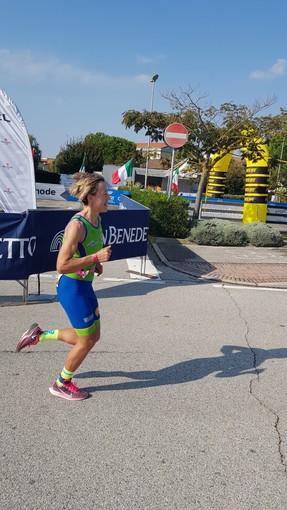 Campionati Italiani Assoluti di Duathlon Sprint di Caorle (VE) Valdigne Triathlon stupisce con l'8° posto a squadre!