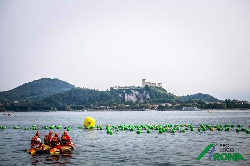 Stefano Ghisolfo vince la Traversata Arona-Angera-Arona
