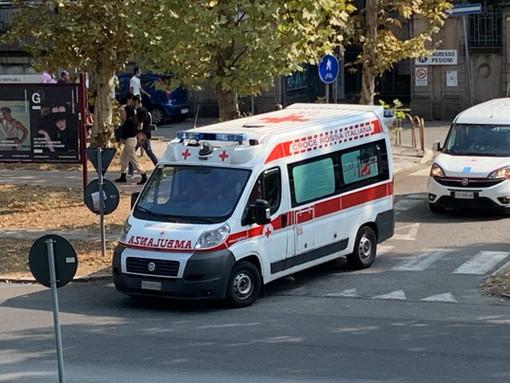 Quattro feriti in un incidente a Garbagna Novarese