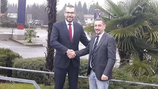 """Andrea Zonca coordina il progetto civico """"ALI - autonomisti liberali insubri"""" nel Basso Verbano"""