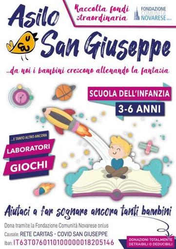 """La Parrocchia di San Giuseppe: """"La scuola materna San Giuseppe non chiude!"""""""