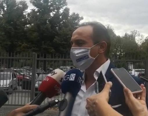 """Cirio: """"Il Piemonte vuole primeggiare nella campagna vaccinale: è l'unica soluzione al Covid"""""""