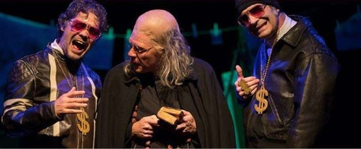 Giovedì 8 dal Teatro Faraggiana verrà trasmesso i Promessi Sposi dell'Accademia Dei Folli