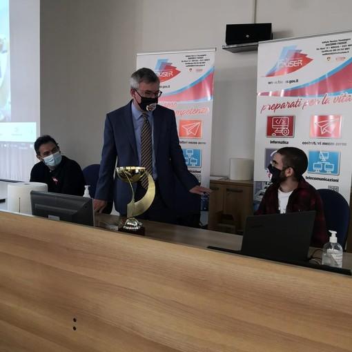 Il Prof Alessandro Barbero premiato dalla Consulta Provinciale degli Studenti