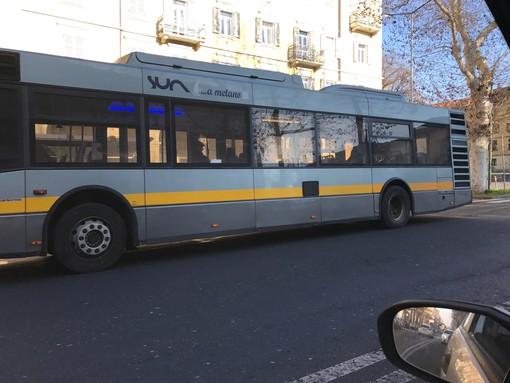 Novara: variazioni nel percorso della Linea 1 degli autobus della Sun