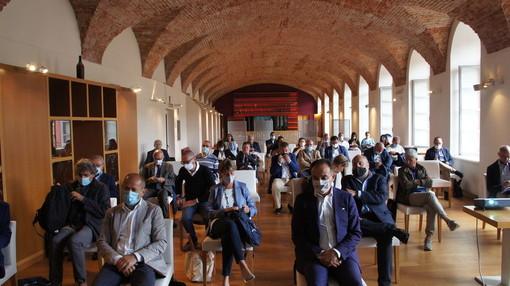Prima assemblea per il nuovo Consiglio di Confcooperative Piemonte, alla presidenza Tino Cornaglia