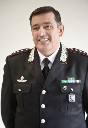 Ha preso servizio il nuovo Comandante Provinciale dei Carabinieri