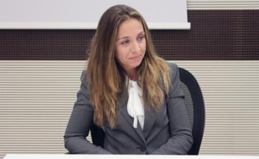 Assessore Elena Chiorino, relazione al consiglio regionale sul lavoro