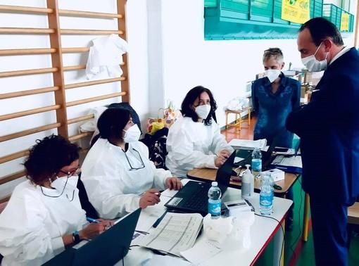 """Vaccini, Cirio: """"Dopo i ritardi dei giorni scorsi, speriamo in consegne puntuali ad aprile"""""""