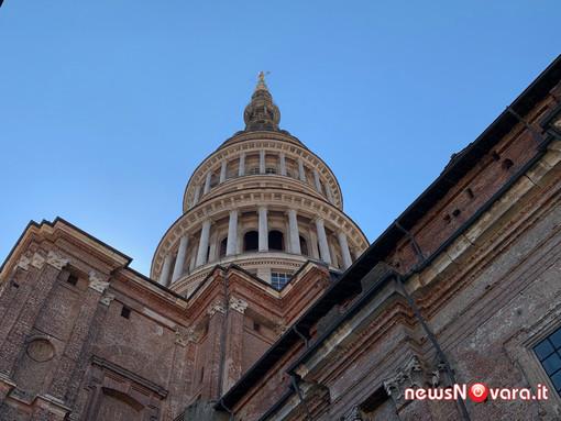 Giovedì 4 saranno presentate le cappelle della Basilica di San Gaudenzio