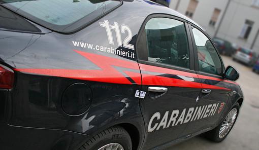Deve scontare 5 mesi per evasione, arrestato dai Carabinieri