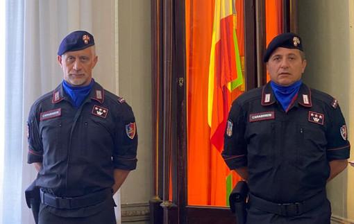 """Il colonnello Intermite è il nuovo Comandante del 1°  Reggimento Carabinieri """"Piemonte"""""""