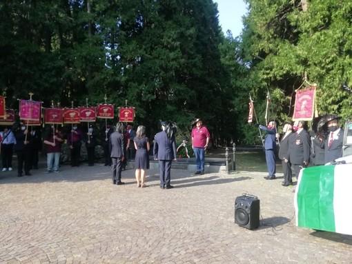 Si è svolta l'11 settembre l'intitolazione del medagliere al Generale Ambrogio Viviani