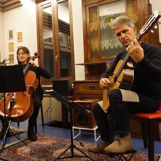 Sabato 27 a Casalino Balen Lopez de Munain e Paola Zannoni in concerto