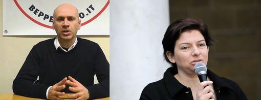 M5S, i consiglieri regionali Frediani e Bertola lasciano il gruppo consiliare