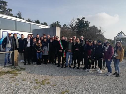 Viaggio a Basovizza e iniziative per il Giorno del Ricordo: così la Provincia ha coinvolto le sue scuole