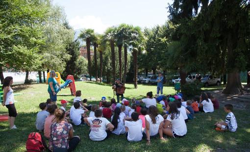 A Romagnano Sesia ultimmo giorno di scuola dal vivo per i bambini di 5° elementare