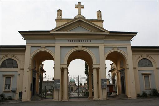 Martedì 5 sospeso il rosario al cimitero di Trecate