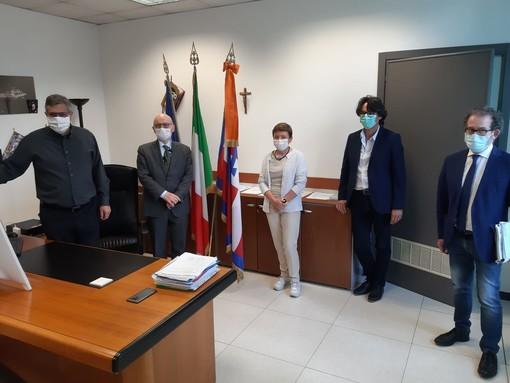 Entro lunedì la revisione del Piano Economico per la realizzazione del nuovo ospedale di Novara