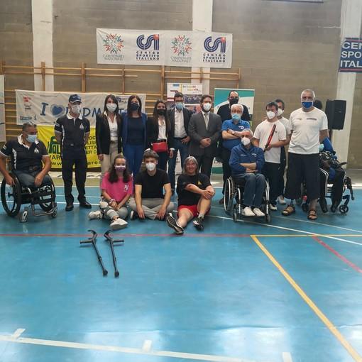 Si sono dati appuntamento a Gozzano i campioni paralimpici