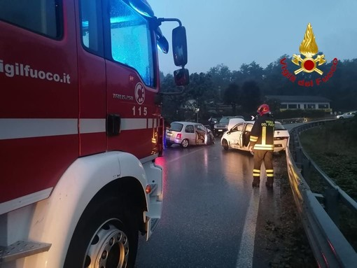 Incidente a Cureggio, coinvolti 4 adulti e due bambini