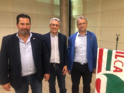 Filca Cisl Piemonte, Massimiliano Campana nuovo segretario generale