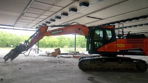 Partiti i lavori per la costruzione del nuovo supermercato di Cameri