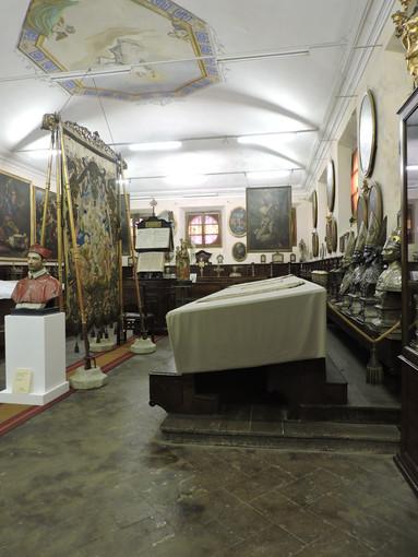Il 25 luglio apre il Museo d'Arte Religiosa di Oleggio