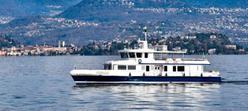Navigazione Lago Maggiore: in agosto servizio a pieno regime