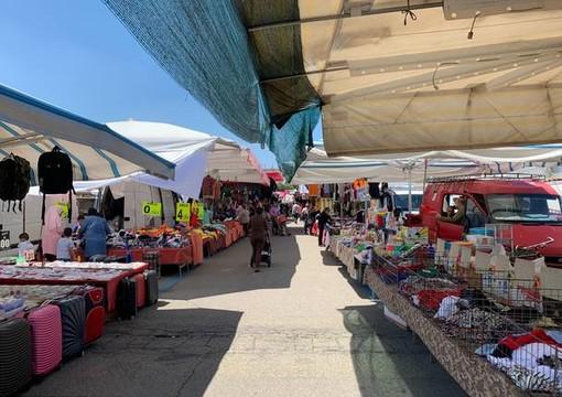 Riaprono i mercati di Novara anche ai generi non alimentari