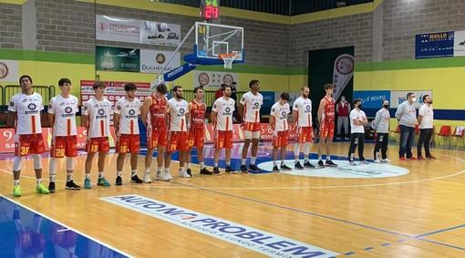 Sconfitta ad Alba per l'Oleggio Magic Basket