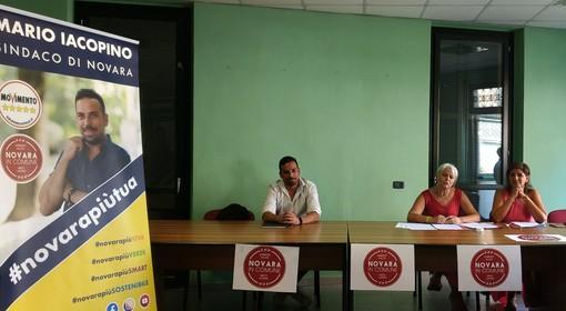 Elezioni amministrative, il Movimento 5 Stelle a Novara non correrà da solo