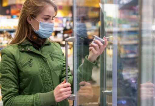 Coronavirus: da mercoledì 8 aprile mascherine obbligatorie per tutti gli addetti alla vendita