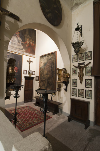 """Apertura straordinaria sabato 19 al Museo d'Arte Religiosa """"p. A. Mozzetti"""" di Oleggio"""