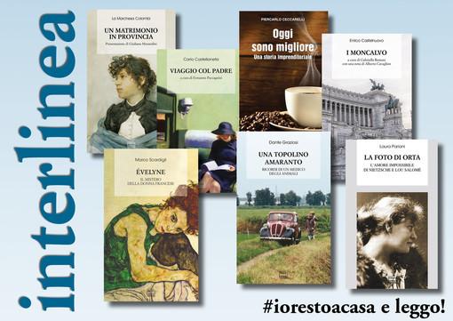 Interlinea: libri in offerta e in digitale contro l'emergenza sanitaria
