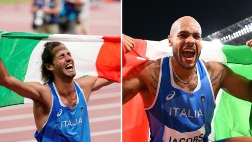 Tamberi e Jacobs, due ori incredibili. Giornata storica per l'atletica italiana