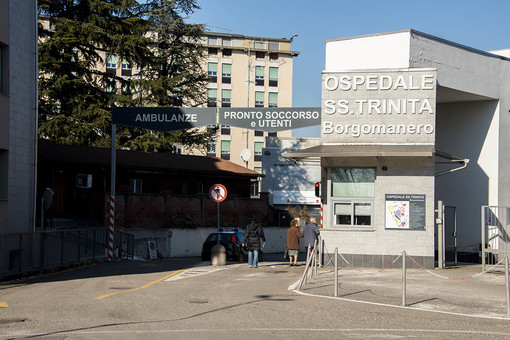 Primo espianto d'organo del 2021 all'Ospedale S.s. Trinità di Borgomanero