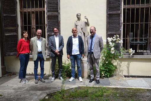 Il 19 giugno si terrà a Villa Marazza la premiazione di Borgopoesia