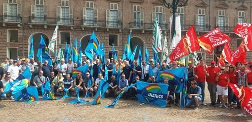 """Vigilanza privata, il Piemonte in sciopero: """"Rinnovo contrattuale parta dalla sicurezza"""" [VIDEO]"""