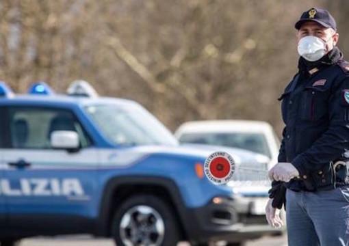 Guidava senza avere la patente: maxi multa e auto sottoposta a fermo