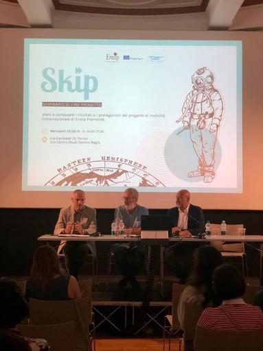 Programma Skip Erasmus: 95 studenti e 76 dipendenti di EnAIP Piemonte in formazione all'estero